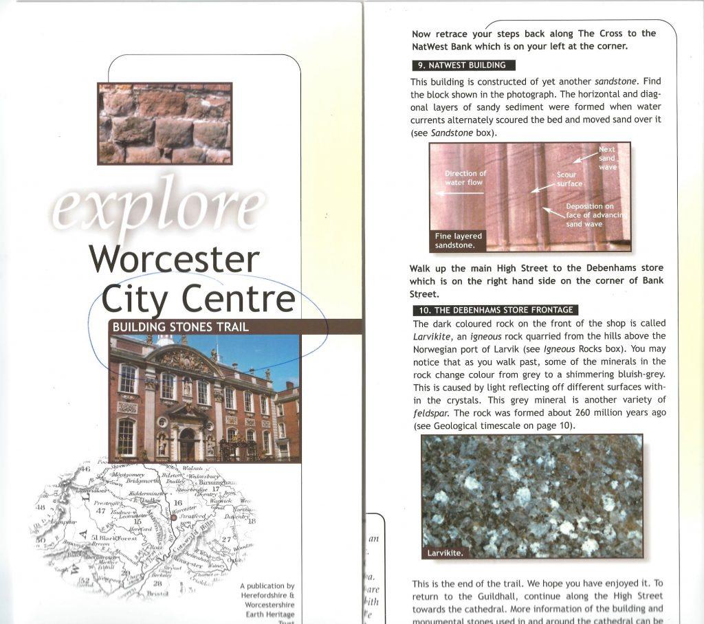 Explore Worcester City Centre